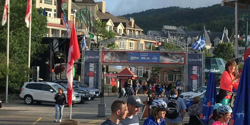 village de tremblant site officiel de l'Ironman Subaru
